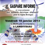 Affiche GASPARE informe